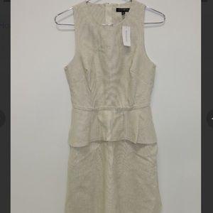 Peplum dress very easy and fun to style